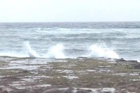 wave beat rock